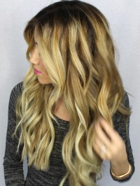 Ash Brown long layered Hairstyles 2017 with Summer Hair Colors