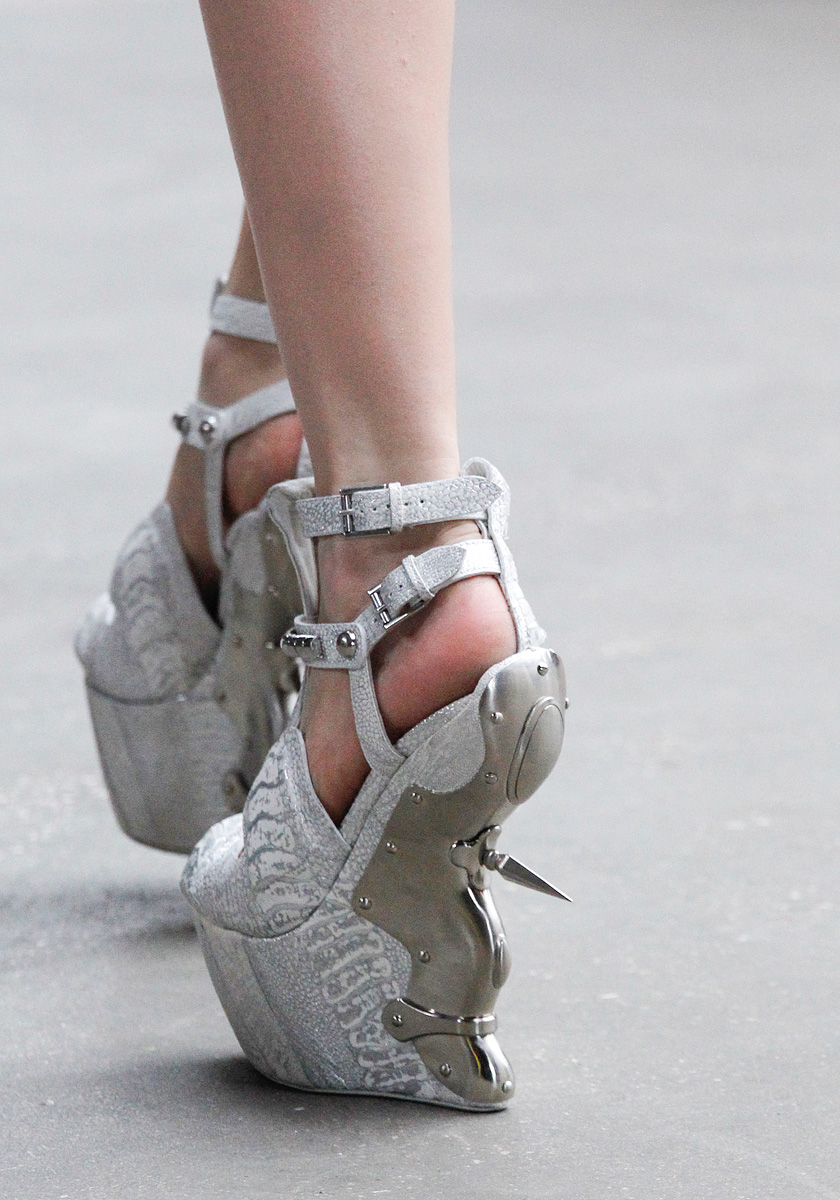 Brief Introduction To Alexander McQueen Shoes