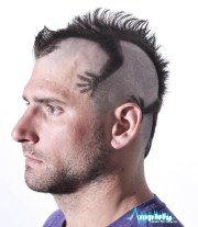 learn mohawk hairstyle