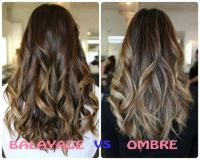 The Difference Between Balayage & Ombre, Hair Coloring Guide