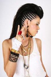 foremost braided mohawk hairstyles