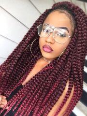 ultimate big box braids hairstyles