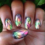 irresistible gel nail design