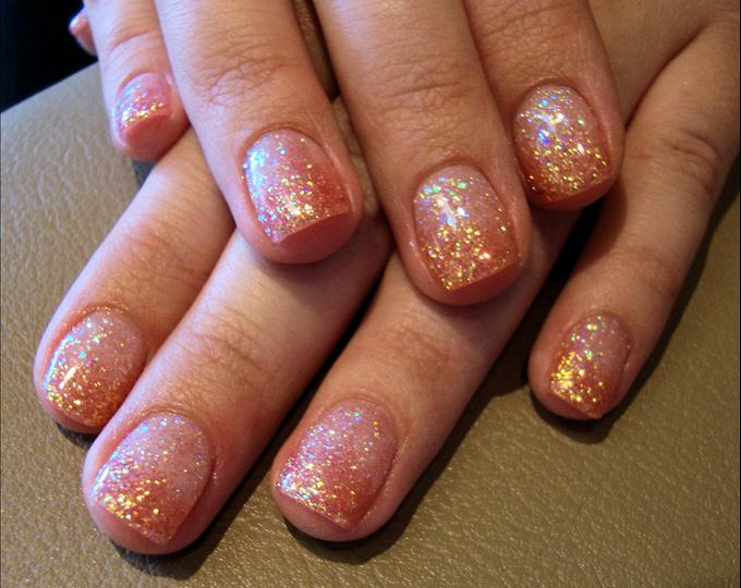 When I Say Glitter Don T Mean Pink Topped Off With A Zebra Print You Can Have Your Nails Glittery Without Being Too Much