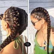 splendid goddess braids hairstyles