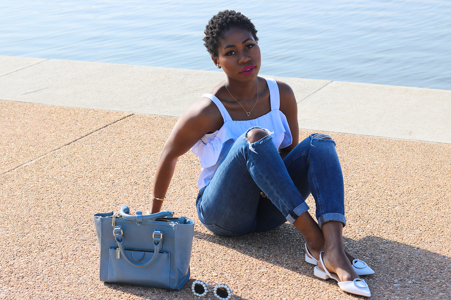 style synopsis_ ripped denim