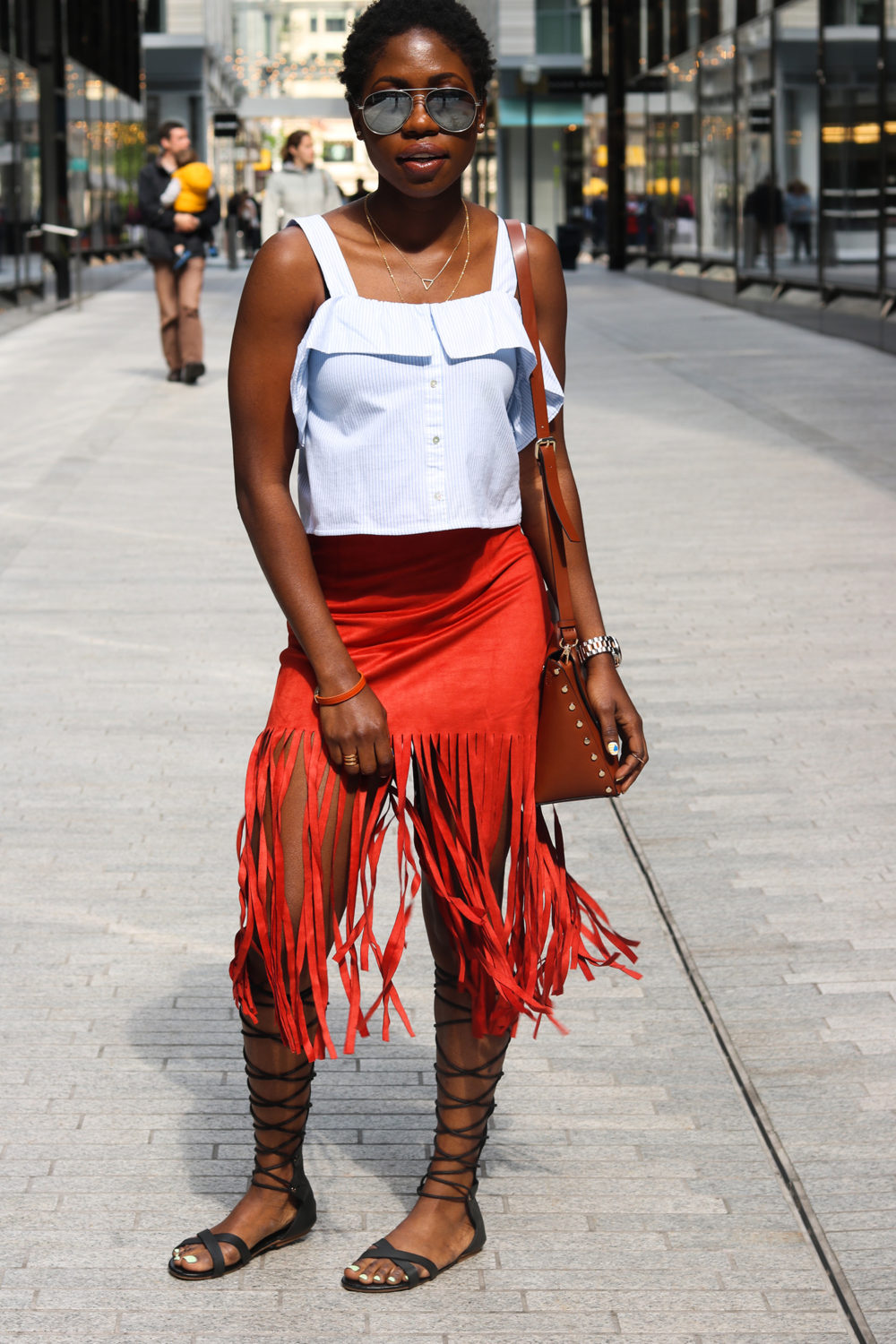 style synopsis crop look