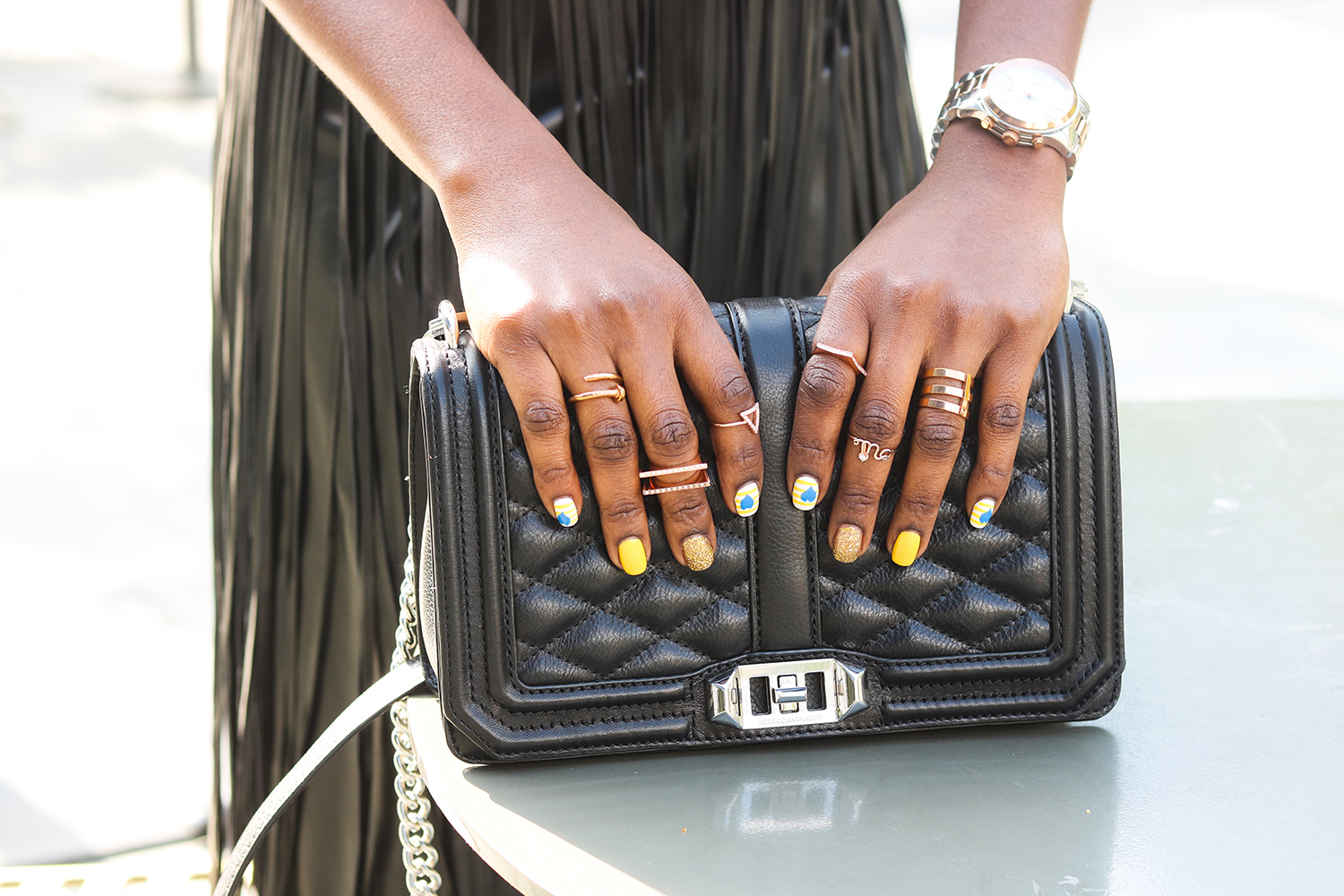 style synopsis nails