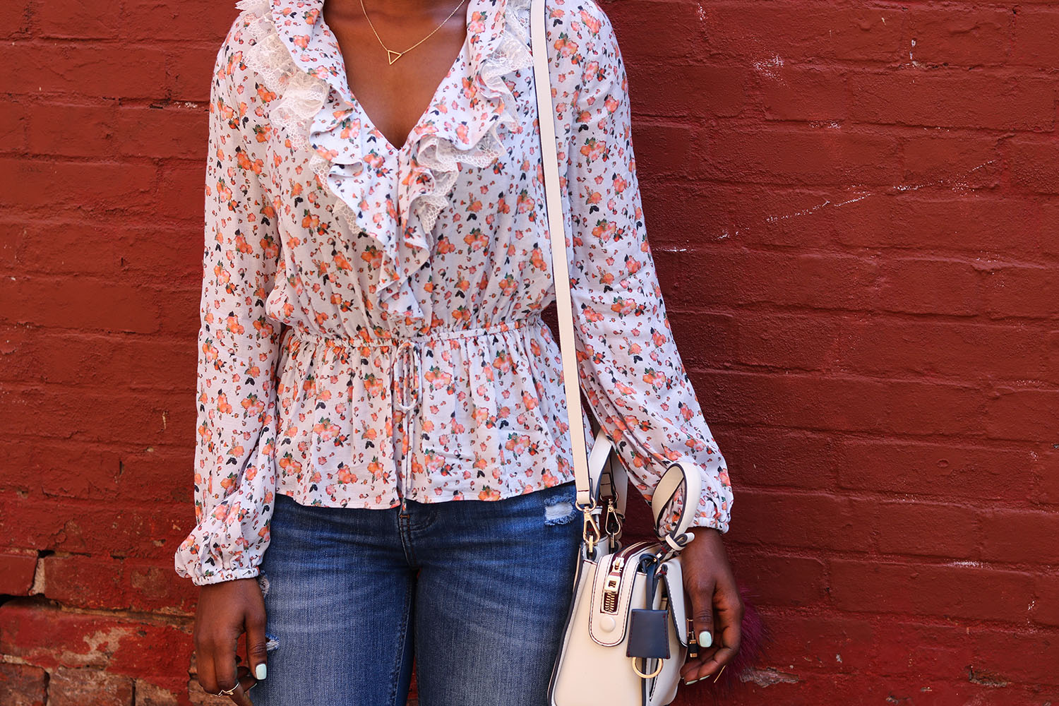 style synopsis floral and prints