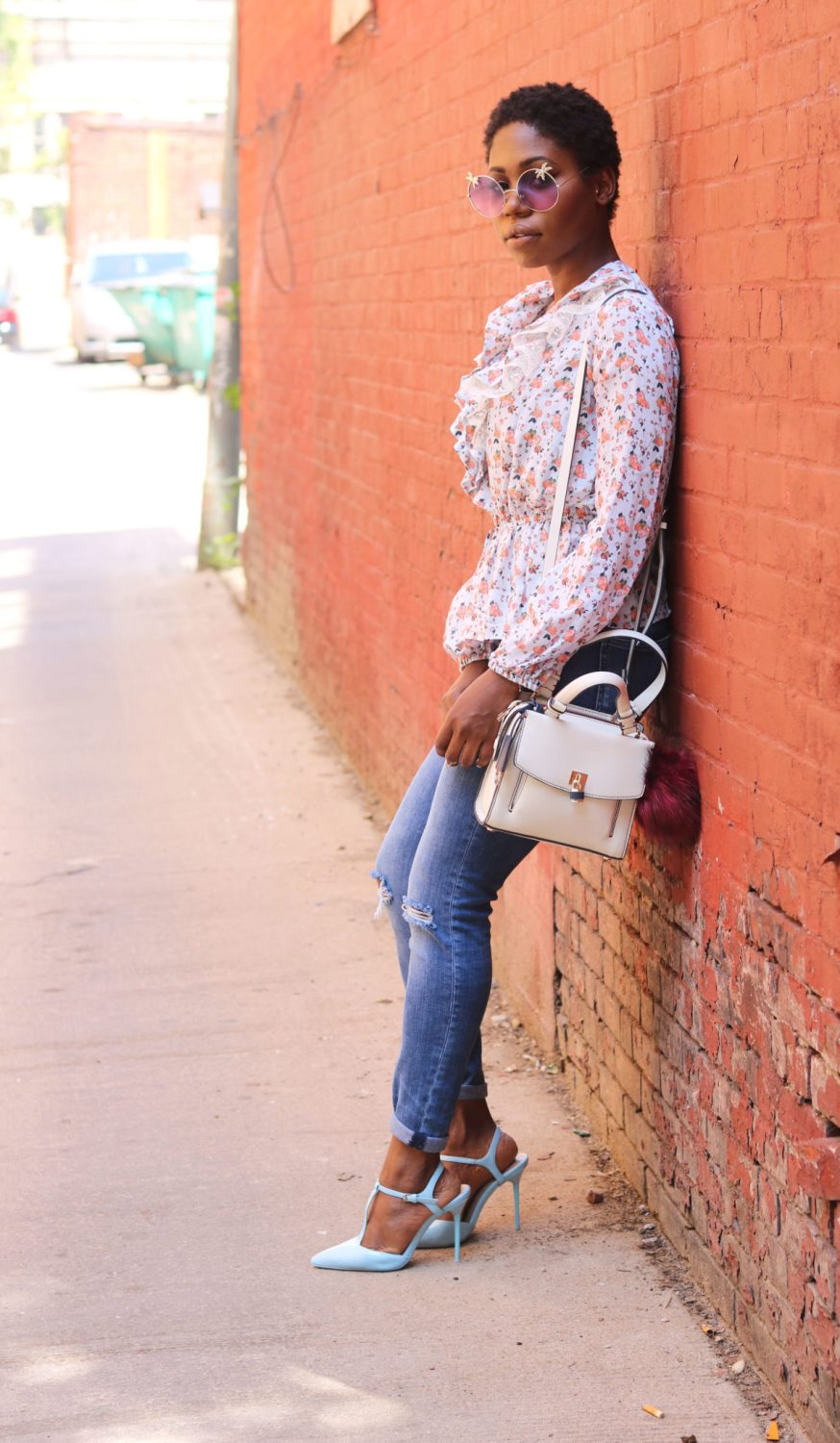 style synopsis floral looks