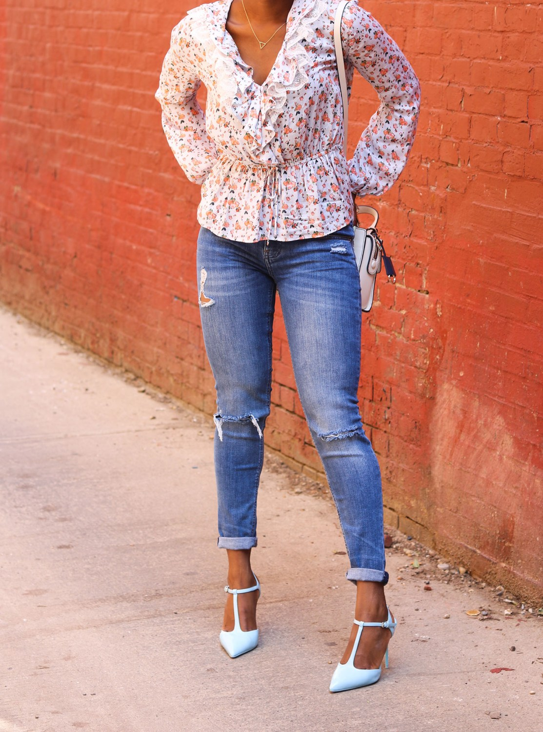 style synopsis floral print