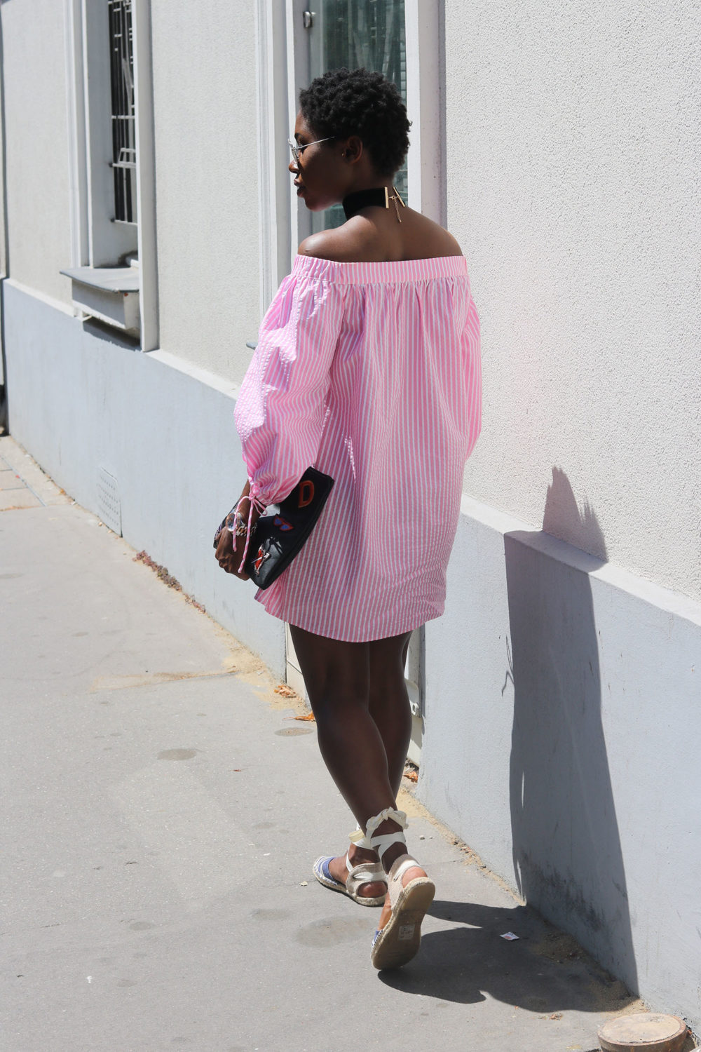 style synopsis off shoulder dress 3
