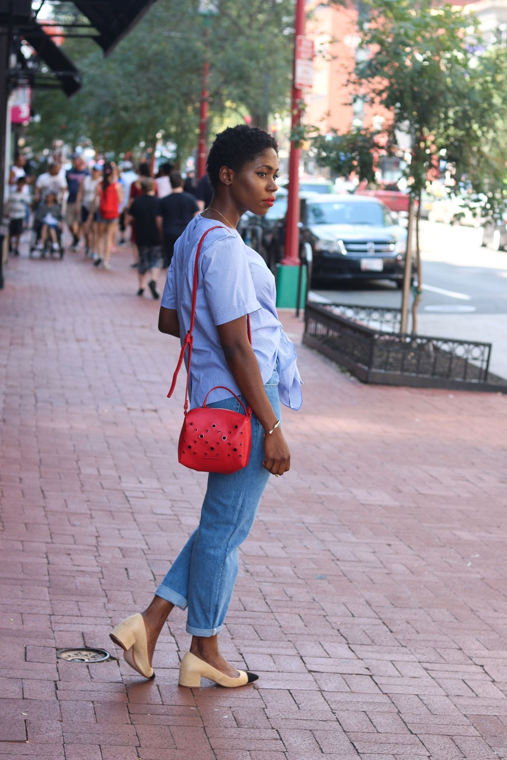 style synopsis two toned style