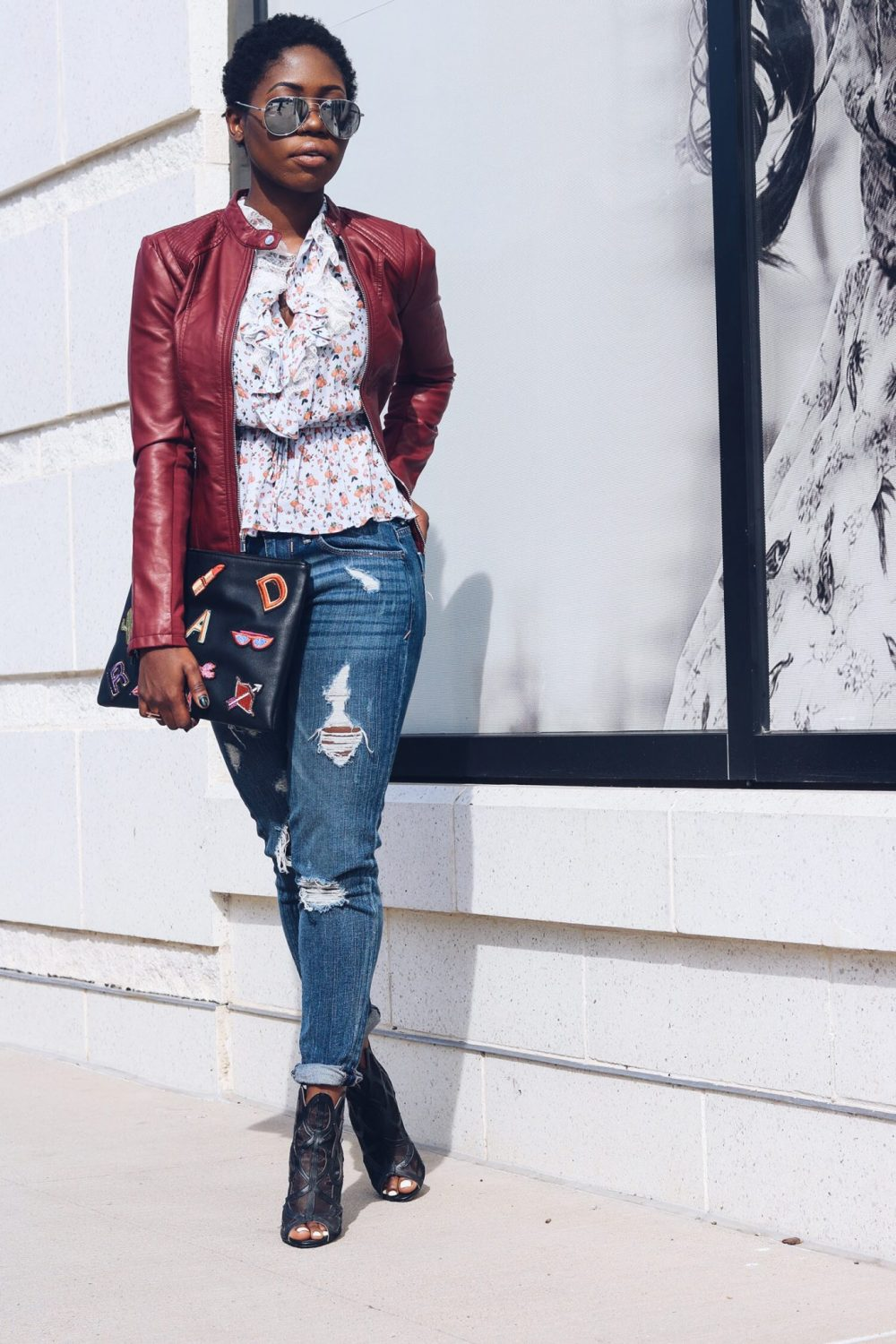 style-synopsis-destroyed-jeans-peplum-red-jacket