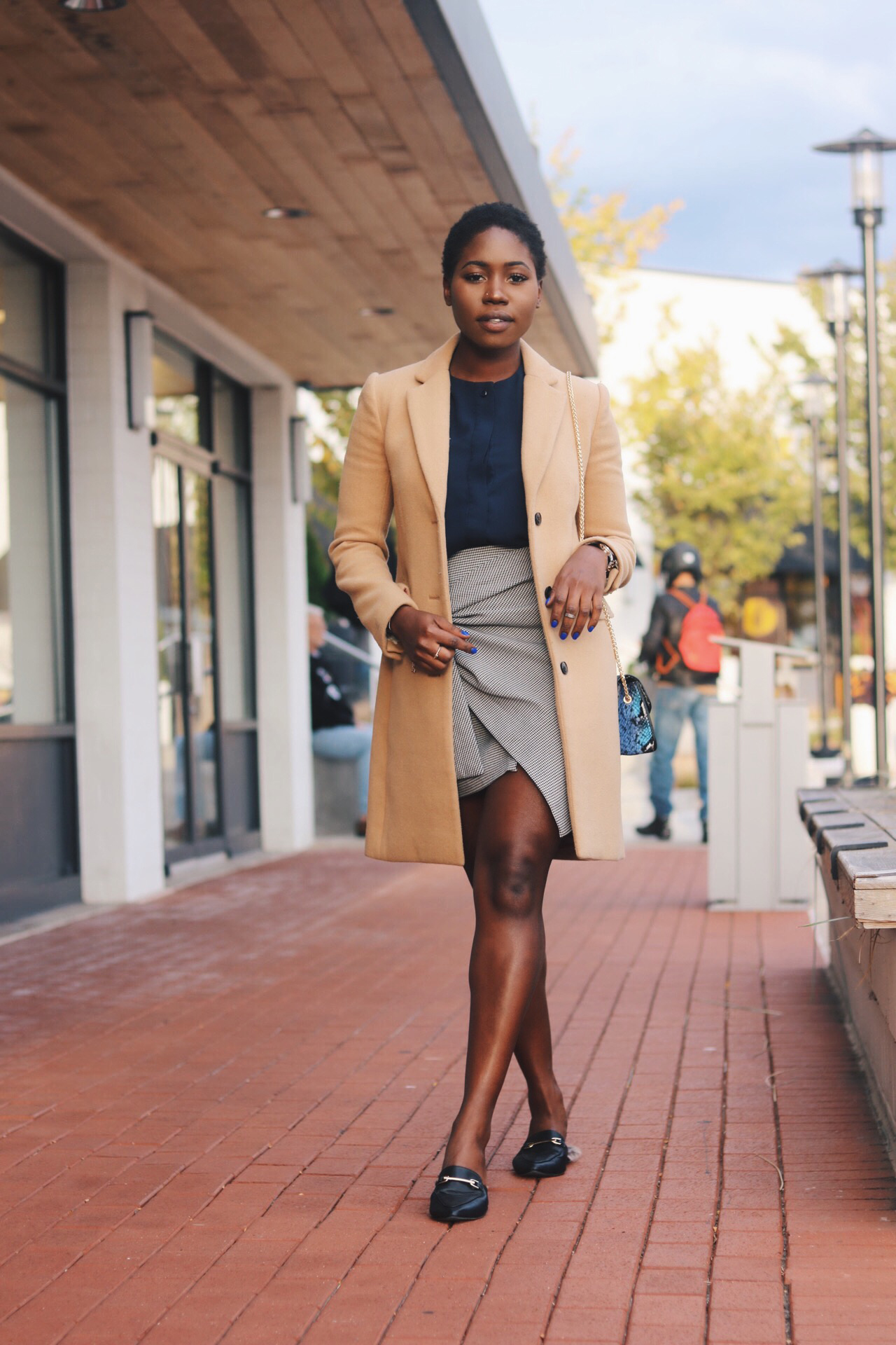 ALT= CASUAL CHIC COORDINATED FALL UNIFORM
