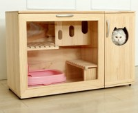 Incredible Cat Litter Box Furniture by Catwheel