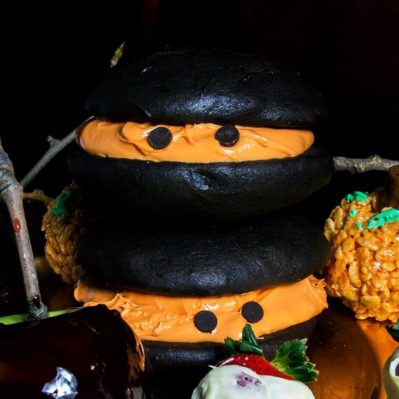 Ninja Pies Halloween recipe
