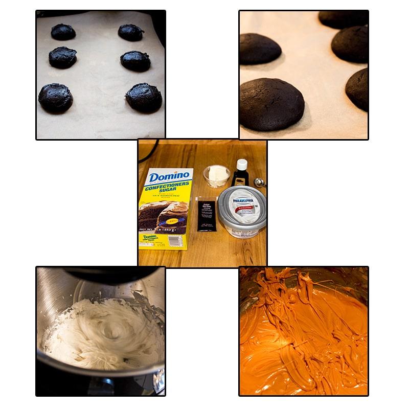 Ninja Pies recipe 2 Halloween