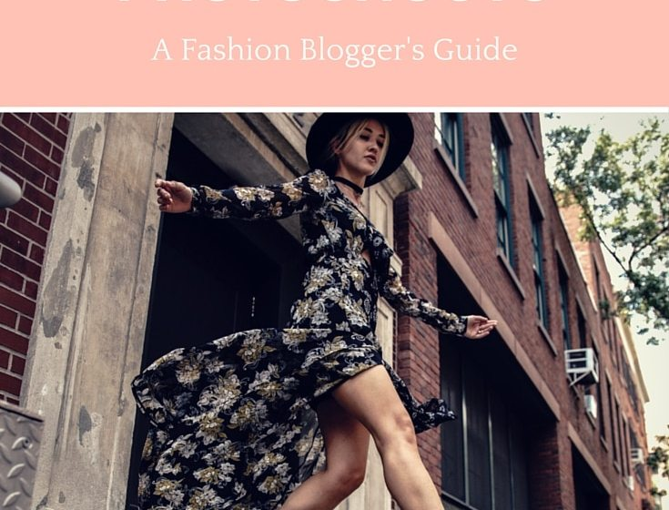 Planning a Successful Photoshoot as a Fashion Blogger