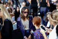 NYFW Street Style September 2016 SS17 Aimee Song