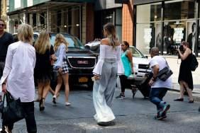 NYFW Street Style September 2016 SS17 Danielle Bernstein WeWoreWhat