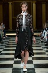 Huishan Zhang London Spring 2017 Trends // Photo via Vogue.com