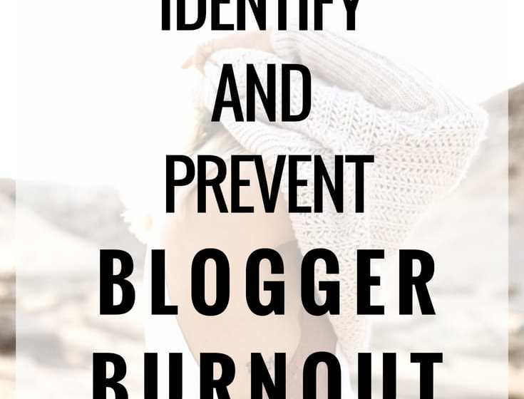 Reality Check: Let's Talk About Blogger Burnout & How You Can Keep Yourself From Quitting! 2