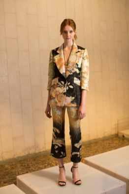 Josie Natori SS17 New York Fashion Week Trends Image via Vogue.com