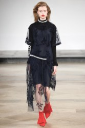 Mother of Pearl London Spring 2017 Trends // Photo via Vogue.com