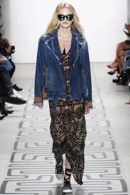 Nicole Miller SS17 New York Fashion Week Trends Image via Vogue.com