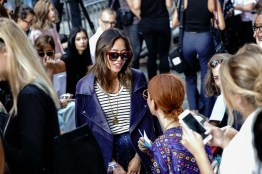 Backstage at Fashion Week: Style Tomes at Rebecca Minkoff, Aimee Song