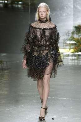 Rodarte SS17 New York Fashion Week Trends Image via Vogue.com