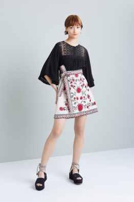 Whistles SS17 New York Fashion Week Trends Image via Vogue.com