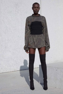 Yeezy SS17 New York Fashion Week Trends Image via Vogue.com