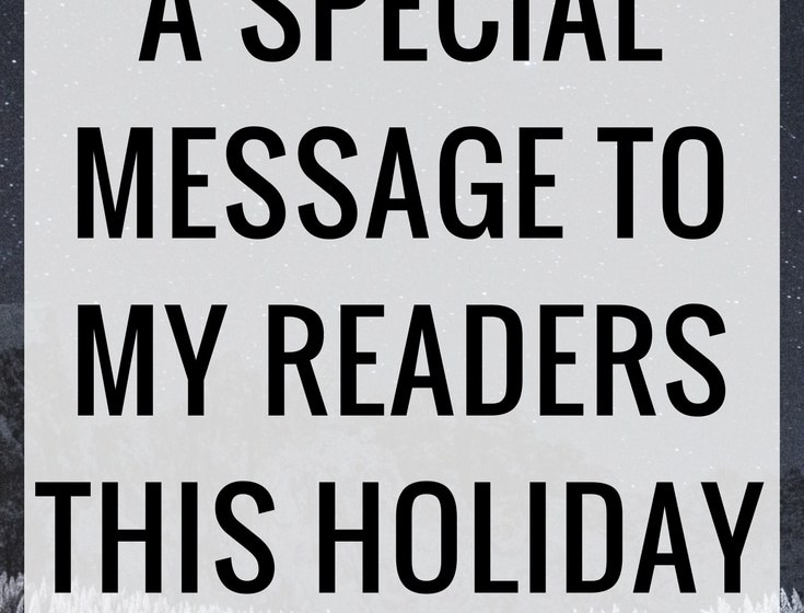 Happy Holidays from This Blogger!