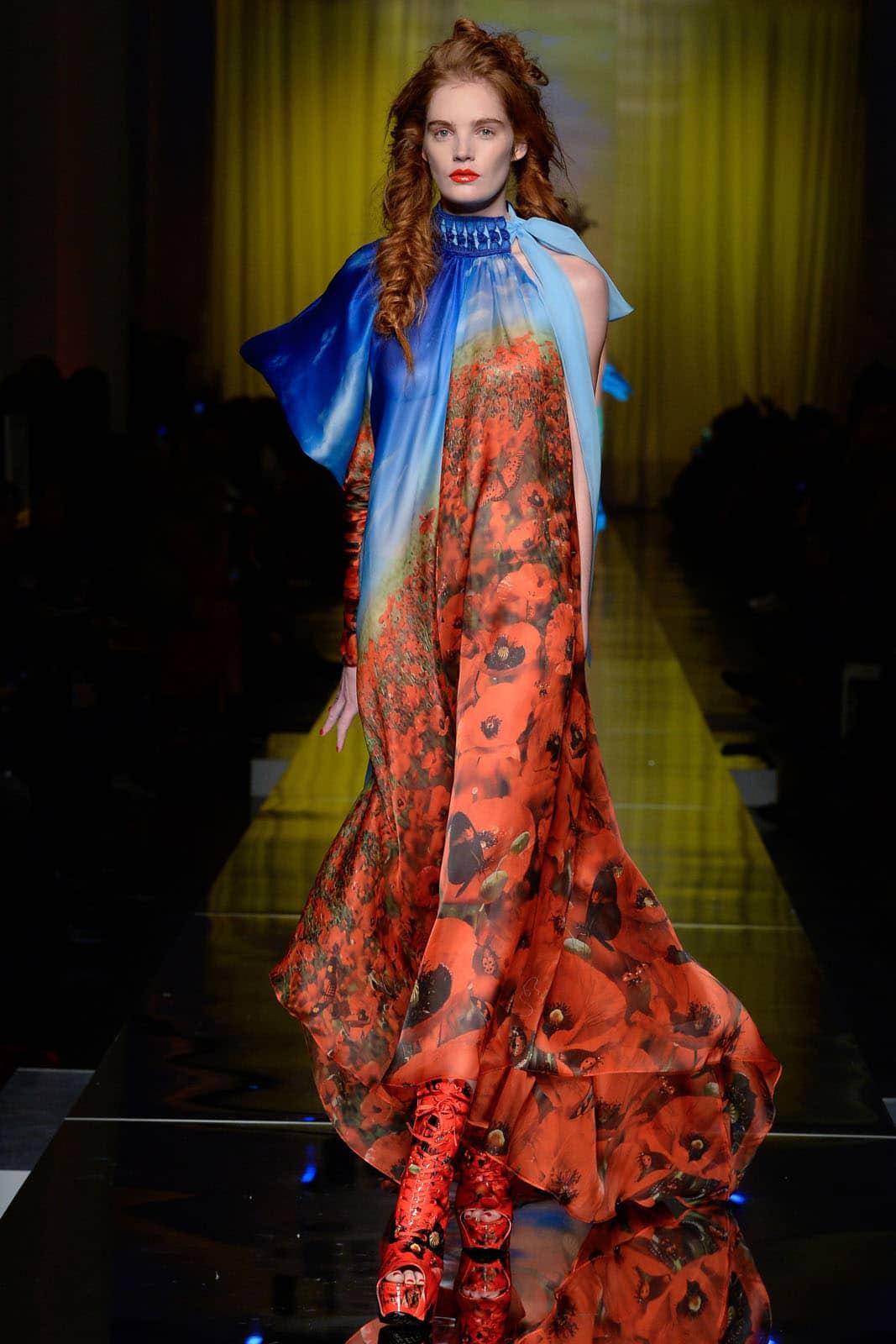 2017 Haute Couture Jean Paul Gaultier