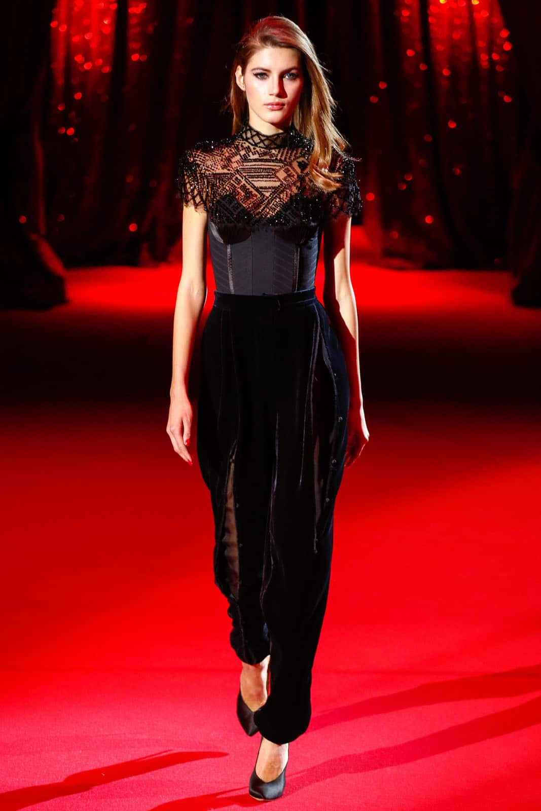 2017 Haute Couture Ulyana Sergeenko