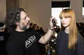 Blogger Backstage: Tibi backstage NYFW Fall 2017 - Get the look