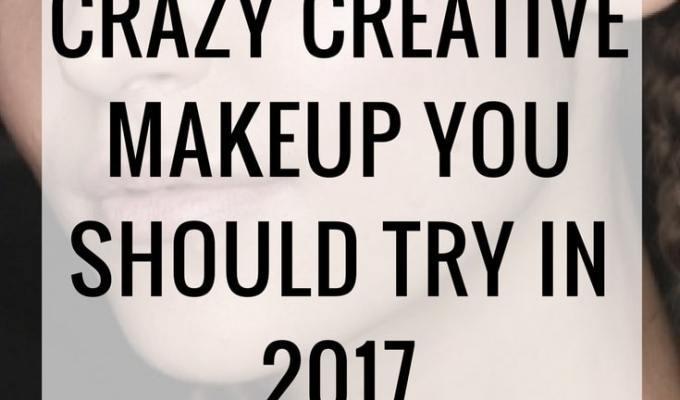 Creative makeup trends 2017