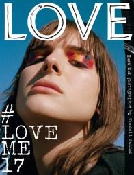 Love Magazine Kendall Jenner Photographer 5