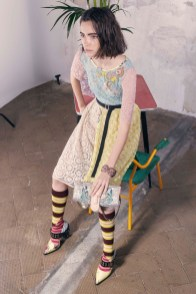 # Most Inspiring Looks from Resort 2018 Runway Collections 8