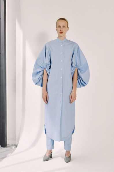 # Most Inspiring Looks from Resort 2018 Runway Collections 36