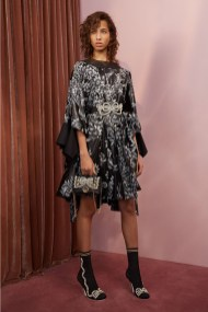 # Most Inspiring Looks from Resort 2018 Runway Collections 38