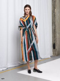 # Most Inspiring Looks from Resort 2018 Runway Collections 74