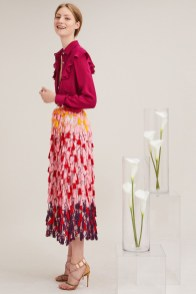 # Most Inspiring Looks from Resort 2018 Runway Collections 79