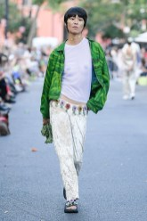 Collina Strada New York Fashion Week Spring 2020 ©Imaxtree