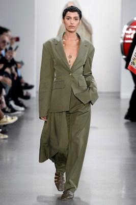 Deveaux New York Fashion Week Spring 2020 ©Imaxtree