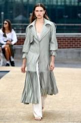 Jonathan Simkhai New York Fashion Week Spring 2020 ©Imaxtree