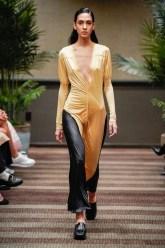 Linder New York Fashion Week Spring 2020 ©Imaxtree