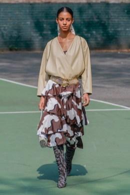 Maryam Nassir Zadeh New York Fashion Week Spring 2020 ©Imaxtree